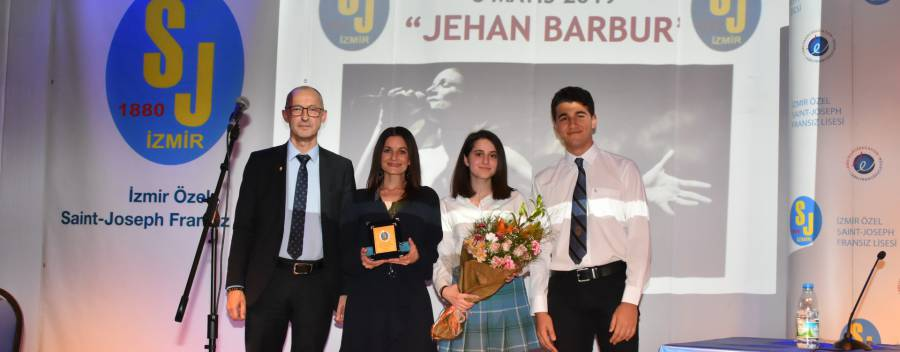 Jehan Barbur Söyleşisi