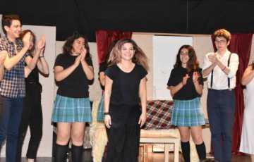 İngilizce Tiyatro Kulübümüz Sunar: Funny Money