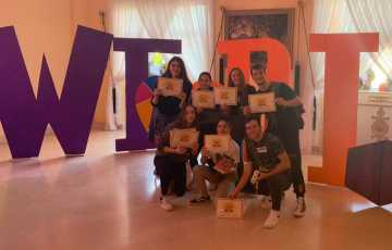 Destination Imagination Türkiye Turnuvasına öğrencilerimiz Türkiye 3.ncüsü oldu.